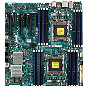 Supermicro DDR3 800 LGA 2011 Server Motherboard X9DA7-O
