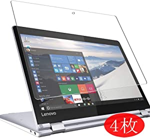 "【4 Pack】 Synvy Screen Protector for Lenovo Yoga 710 11.6"" TPU Flexible HD Clear Case-Friendly Film Protective Protectors [Not Tempered Glass] New Version"