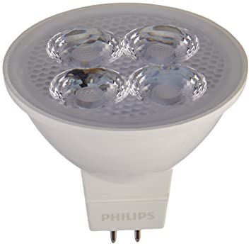 Philips 5W (50W) GU5.3 Cap Warm White Non-dimmable Spot ...