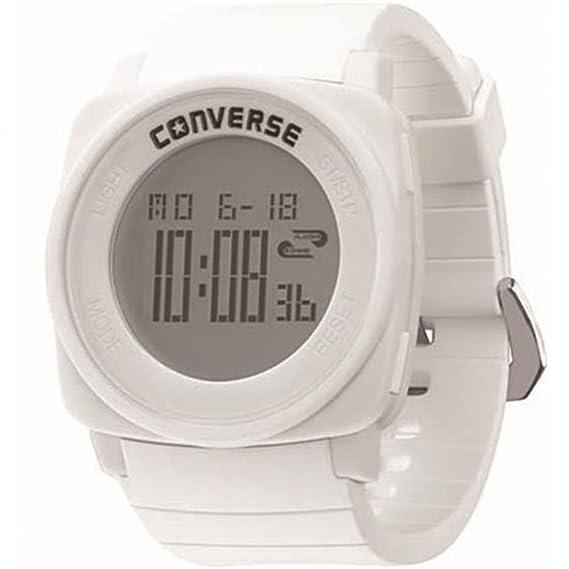 Converse Reloj analogico para Hombre de Cuarzo con Correa en Caucho R1151111002: Amazon.es: Relojes