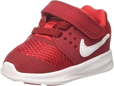 Nike Downshifter 7 TD, Sneakers para Niños, Rojo (Univ Red/White/Tough Red/Black), 18.5 EU: Amazon.es: Zapatos y complementos