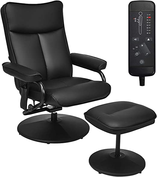 Electric Massage Recliner Chair - Best for Shiatsu Massage