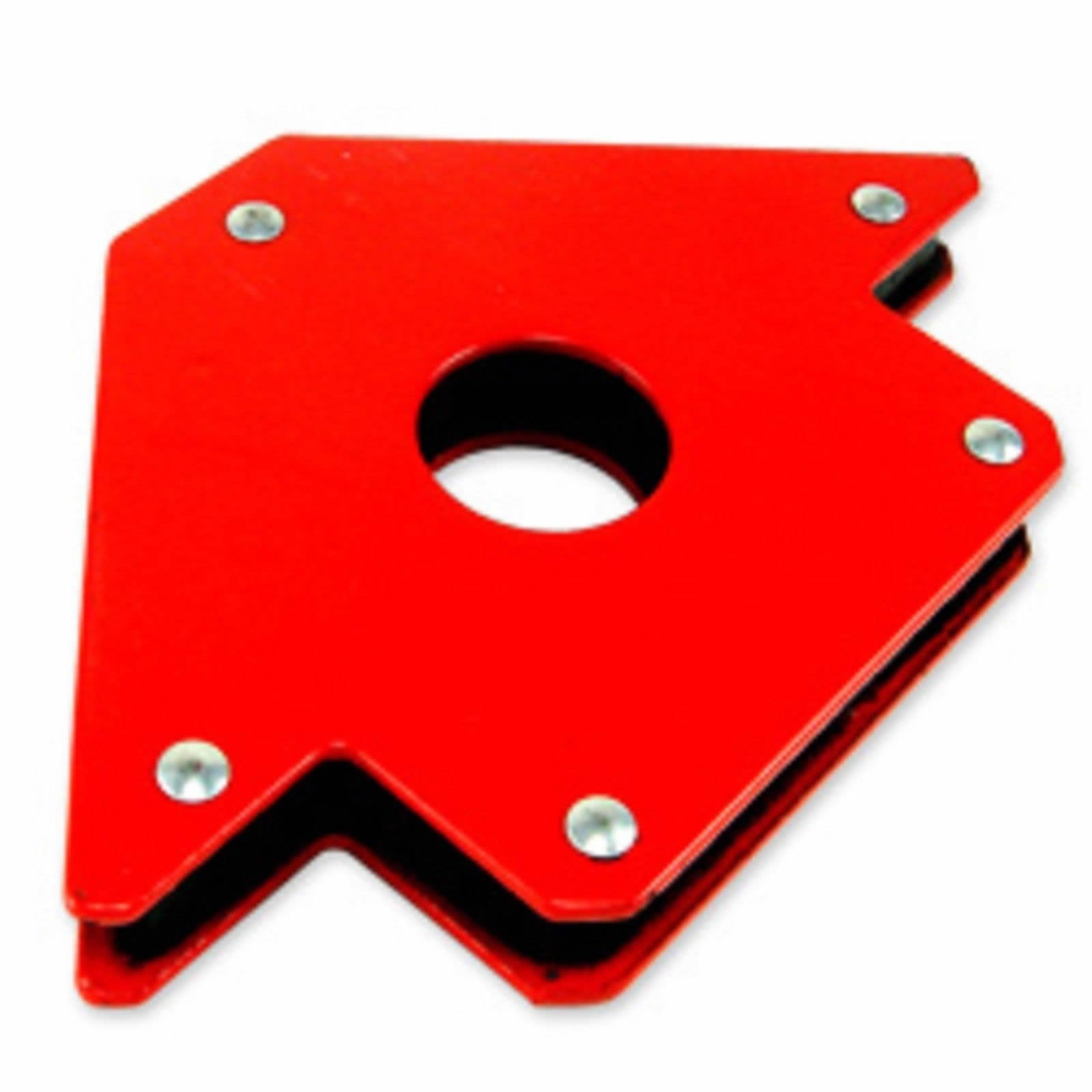 4 Pack 4'' 50lb Strength Strong Welding Magnetic Arrow Holder Magnets Magnet