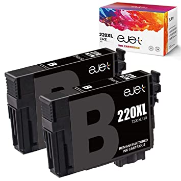 Amazon.com: E-jet - Cartucho de tinta remanufacturado Epson ...