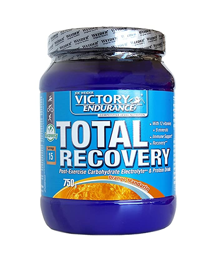Victory Endurance Total Recovery Sabor Plátano - 750 gr: Amazon.es: Salud y cuidado personal