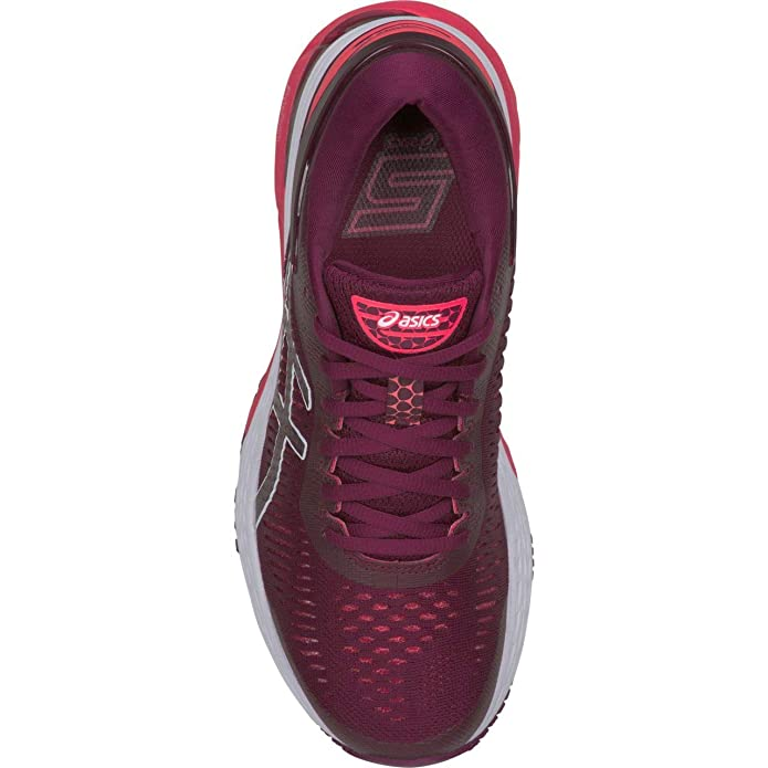 ASICS Women's Gel Kayano 25 RosellePink Cameo Running Shoes