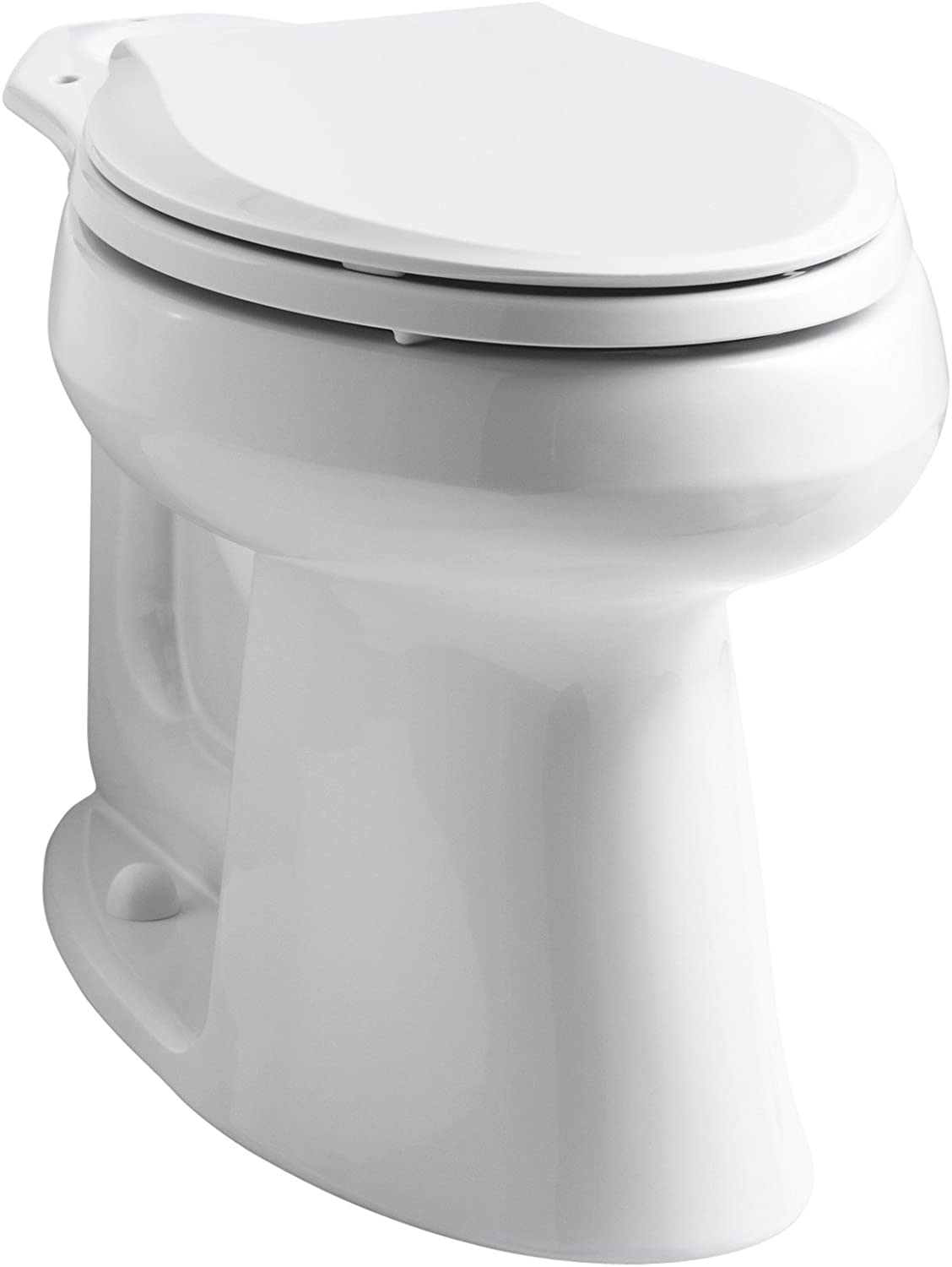 Kohler K-4373-0 Wellworth Comfort Height Class Five Elongated Bowl Only with 10