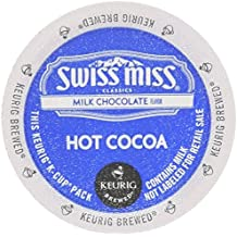 Swiss Miss Hot Cocoa K-Cups 24-count 0.52Oz (14.9g)2 Pack