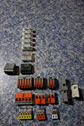 wago 222 413 3 leiter klemme mit bet tigungshebel grau orange 50 stk baumarkt. Black Bedroom Furniture Sets. Home Design Ideas