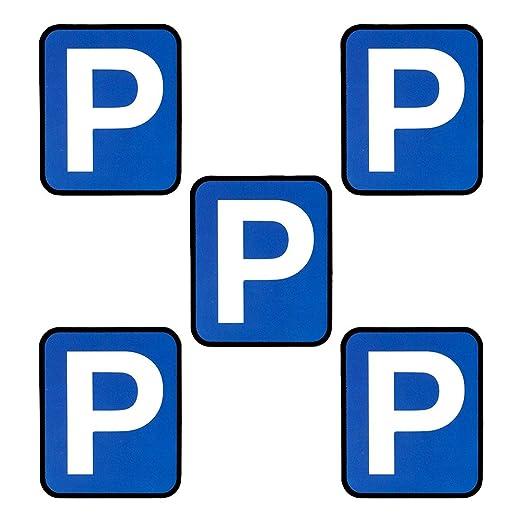 5 Park Cartel Imanes para pizarras magnéticas, neveras, Plan ...