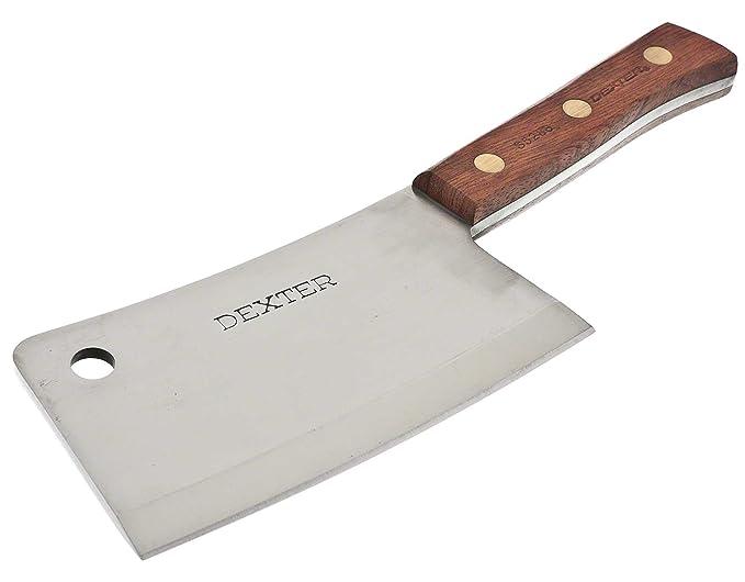 Amazon.com: Cuchilla tradicional acero, Plateado: Kitchen ...