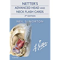 Netter's Advanced Head and Neck Flash Cards (Netter Basic Science)