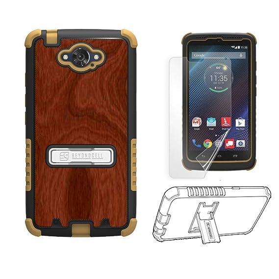 Beyond CellTri Shield For Motorola Droid Turbo XT1254 (Verizon,International,Unlock)[