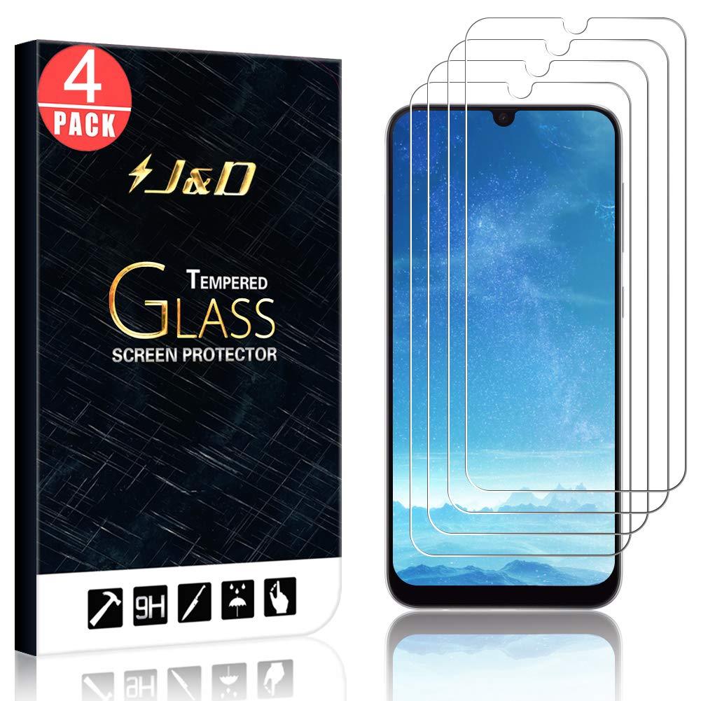 Vidrio Templado Samsung A30 / A50 [4un.] J-D