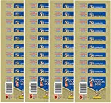 20 PACKS: 2018 Panini World Cup Russia Soccer Stickers (100 total)