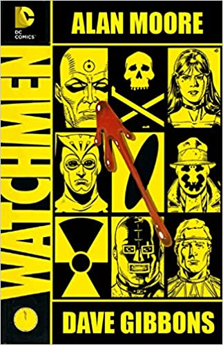 Watchmen, Deluxe Edition by Alan Moore