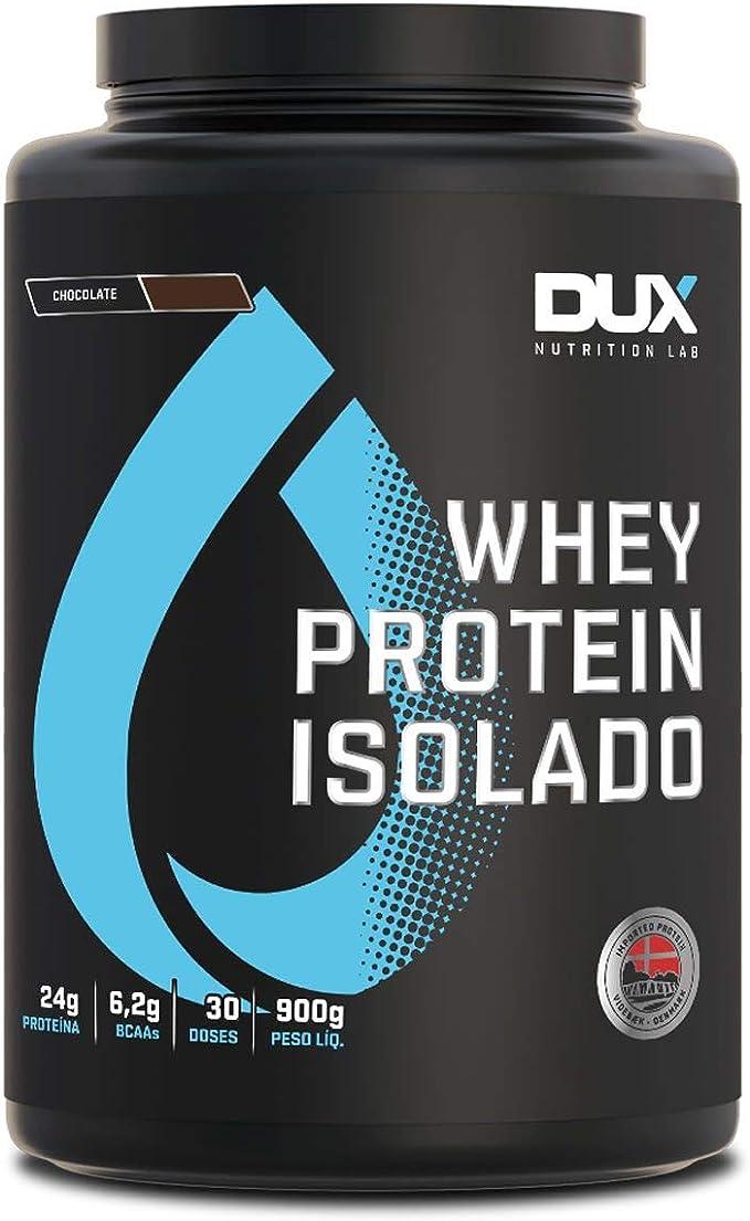 Whey Protein Isolado (900G), Dux Nutrition por Dux Nutrition