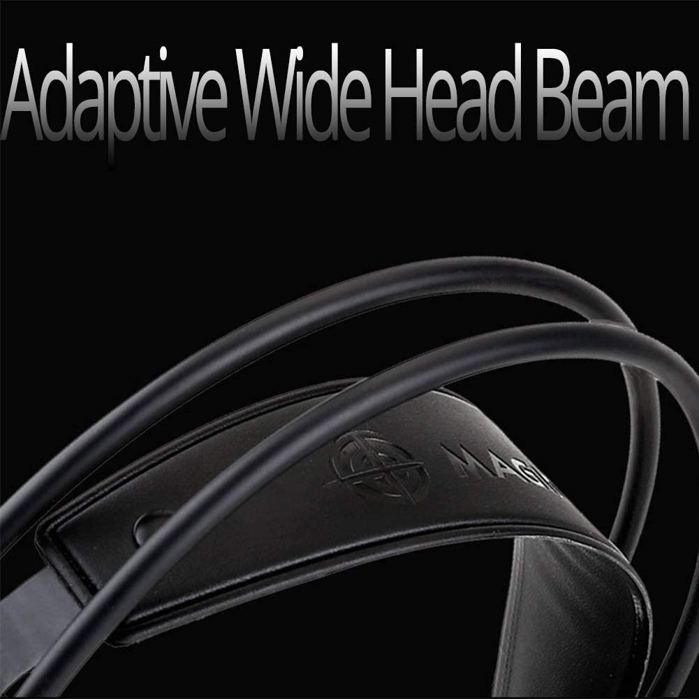 Gaming Headset Over-Ear Headphones Hi-Fi Stereo for PC PS4,Noise Cancelling Microphone-Black Xbox One/¹