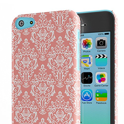 Koveru Back Cover Case for Apple iPhone 5C - Manmade Template