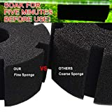 Lefunpets Biochemical Sponge Filter Breeding Fry