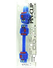 Midori 43040006 - Pack de 2 Pin Clips elásticos