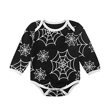 86dd49d4f90d GETHIS Newborn Kids Baby Girls Boys Long Sleeve Onesies Bodysuit Romper  Jumpsuit Cute Outfits One Piece