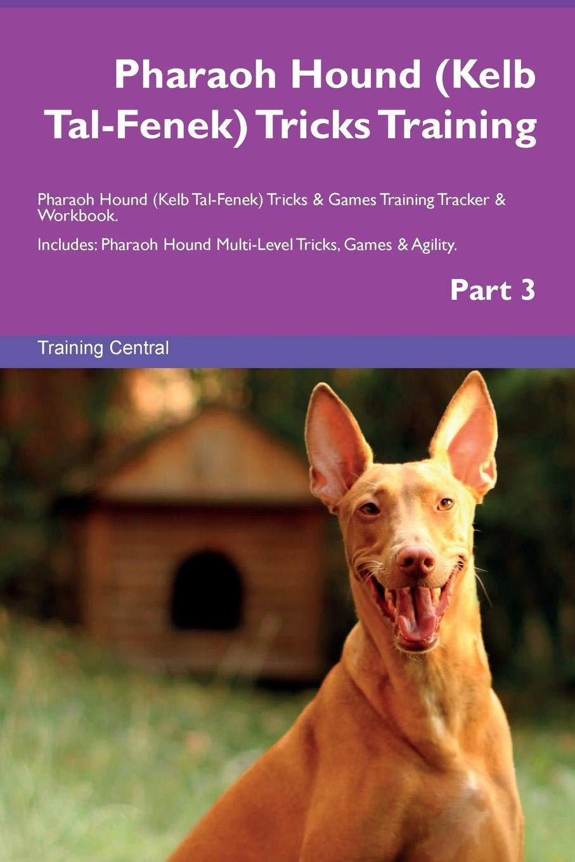 Pharaoh Hound (Kelb Tal-Fenek) Tricks Training Pharaoh Hound (Kelb Tal-Fenek) Tricks & Games Training Tracker & Workbook.  Includes: Pharaoh Hound Multi-Level Tricks, Games & Agility. Part 3 pdf epub
