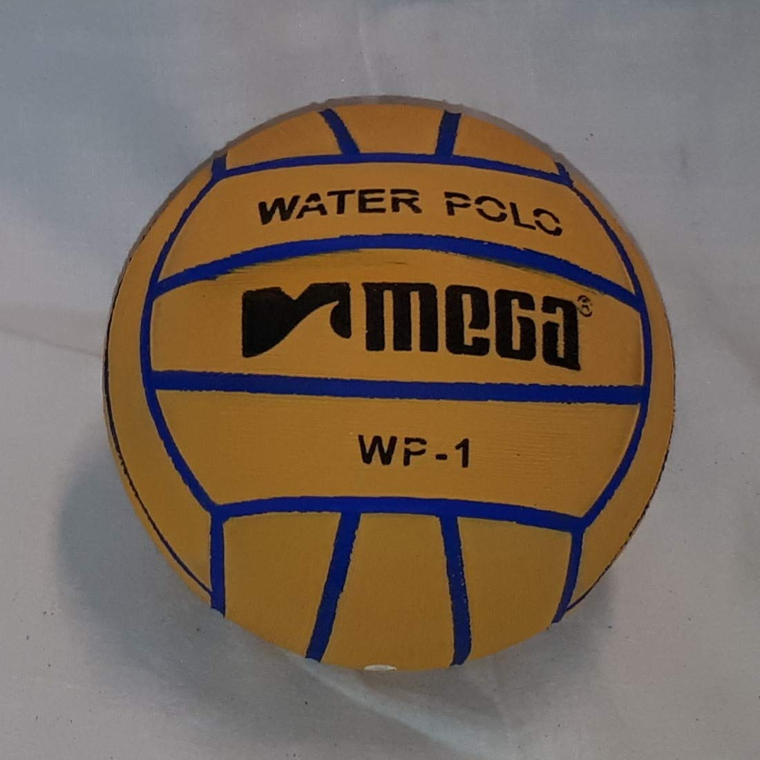 Mega Water Polo - Balón de Waterpolo (Talla 1), Color Amarillo ...