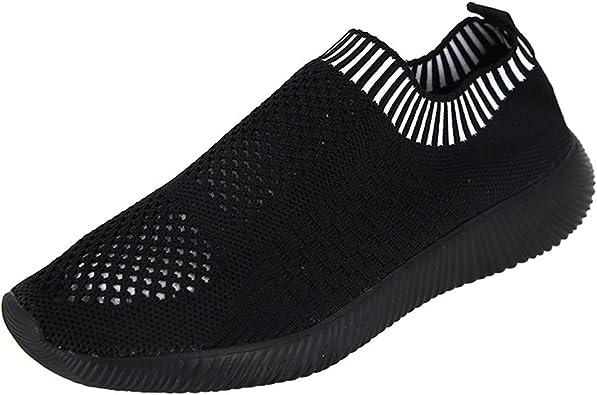 Bambas Deportivas Zapatillas Calzado Running Zapatos Casual Sin ...