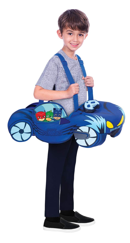Fancy Me Disfraz Oficial de PJ Masks para niños y niñas de 3 a 8 ...