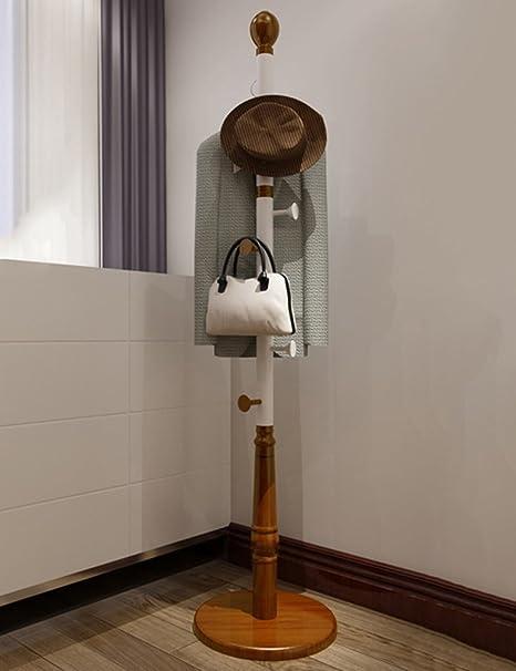 Amazon.com: Soporte creativo de madera maciza para salón o ...