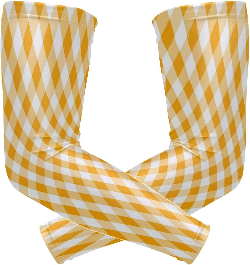 SLHFPX Arm Sleeves Yellow...