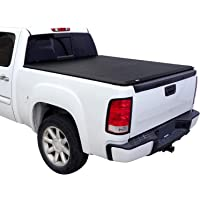 cciyu 5FT Truck Bed Tonneau Cover Fit for Chevrolet Colorado 2015-2020,for GMC Canyon 2015-2020 Tonneau Bed Cover Exterior Accessories Replacement