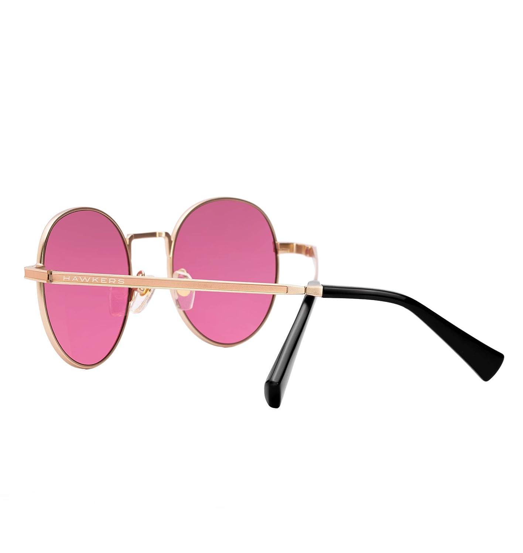 HAWKERS · MOMA · Gold · Nebula · Gafas de sol para hombre y mujer: Amazon.es: Ropa y accesorios