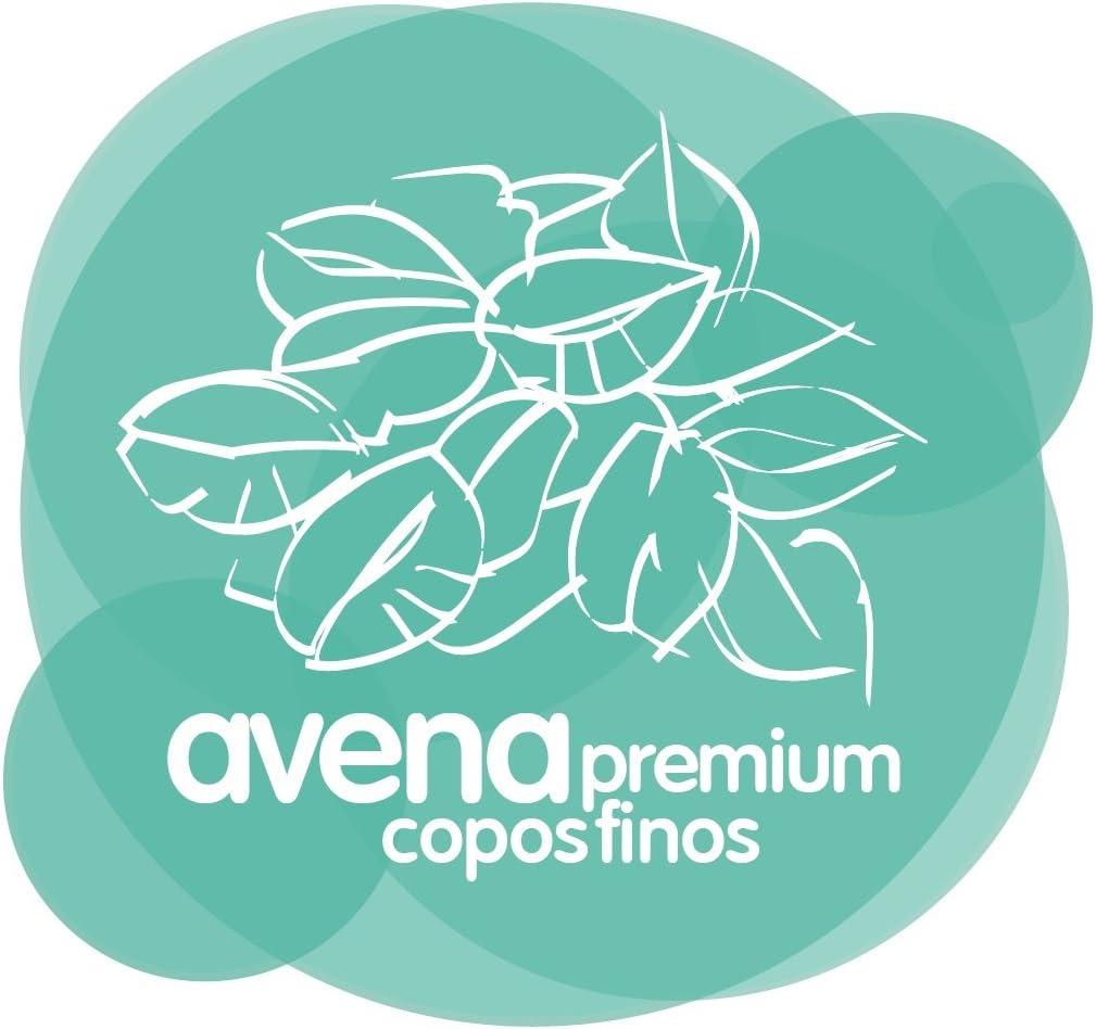 Energy Feelings Avena Ecológica Premium sin Gluten en Copos, XXL ...