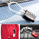 TSA Approved Luggage Travel Lock 2