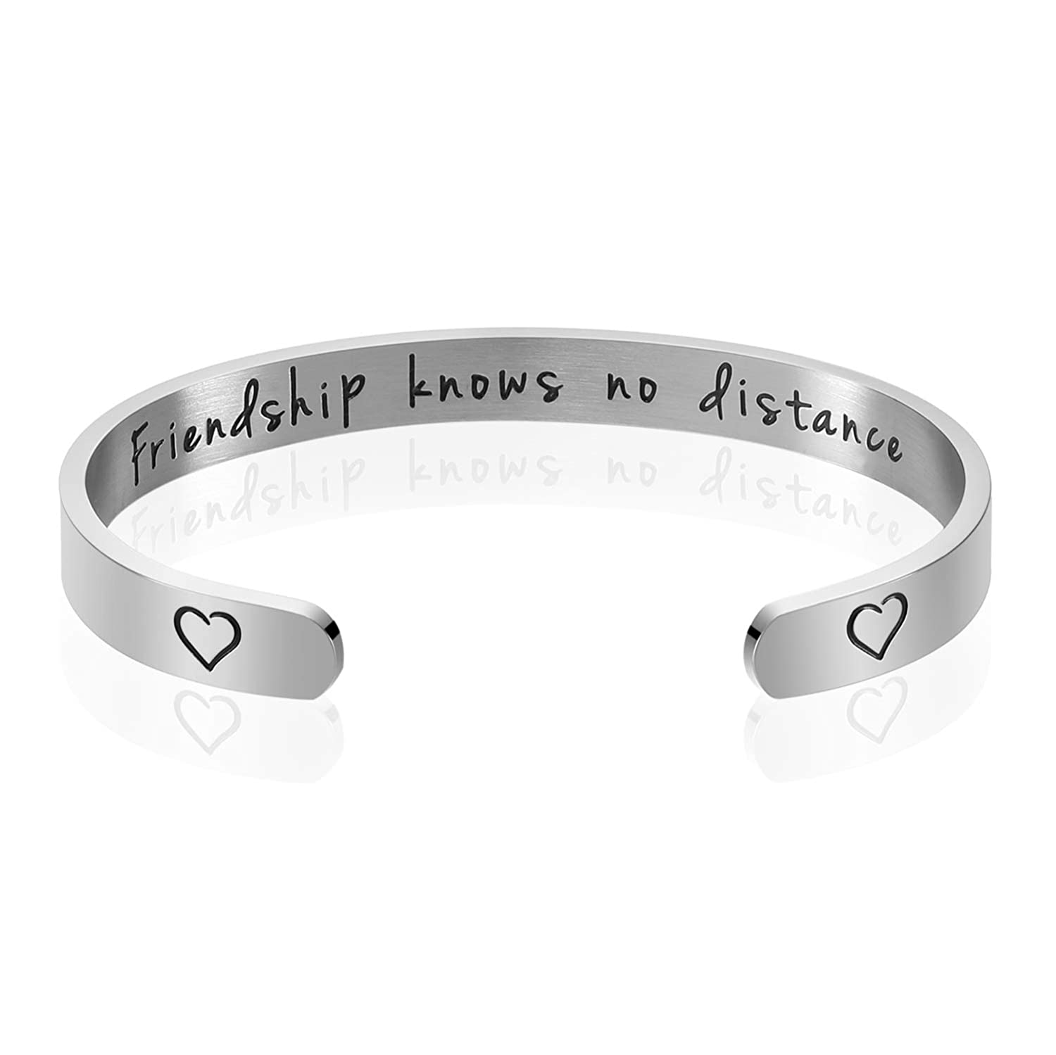 iJuqi Friendship Gifts Bracelet - Best Fucking Bitches Inspirational for Women Girls, Birthday Gifts for Friends Female, Friendship Jewelry BFF-1