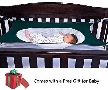 Amazon.com: Hamaca para cuna de bebé con medidas de ...