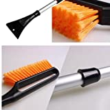 LPY-2 In 1 Ice Scraper & Snow Remover Brush Tool