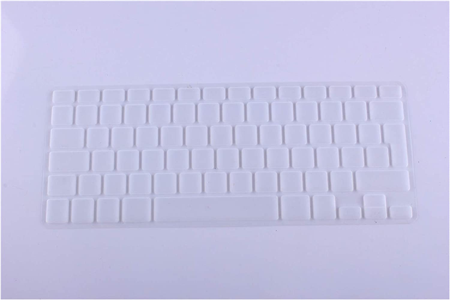 Version Silicone EU Keyboard Protector Stickers Skin Compatible for MacBook Pro 13 15 17 Retina Mac Air 13 Keyboard Cover