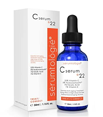 Vitamin C Anti-Aging Serum 22 by Serumtologie review
