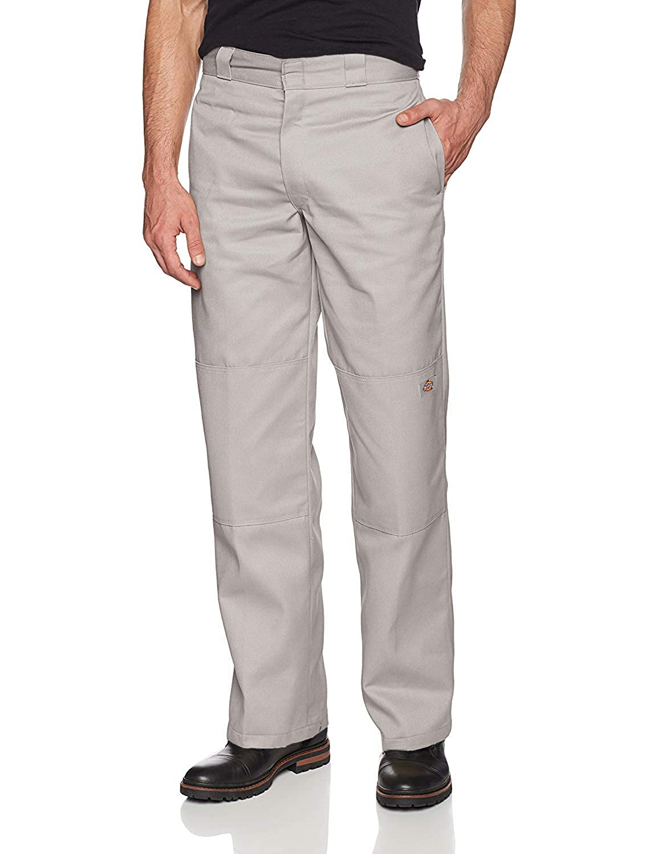 dickies Streetwear Male Pants Double-Knee Work Pantalon De Sport Homme