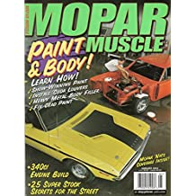 Mopar Muscle January 2001 Magazine 25 SUPER STOCK SECRETS FOR THE STREET Mopar 'Nats Coverage Inside 340ci ENGINE BUILD