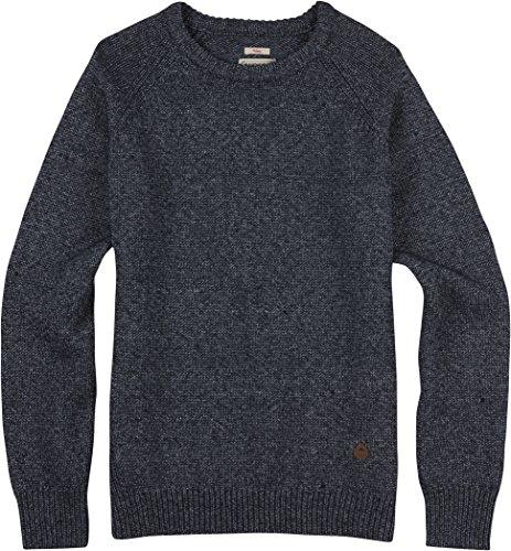 Burton Men's Gus Sweater, True Blue Heather,