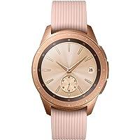 Samsung Galaxy Watch Smartwatch, Oro, Bluetooth, 42 mm [Versione Italiana]