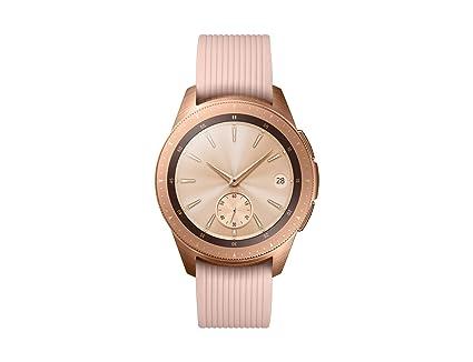 "Samsung SM-R810 Reloj Inteligente Oro Rosa SAMOLED 3,05 cm (1.2"""