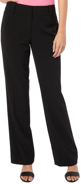 Nue Options Petite Bootcut Trouser Pants P000323635