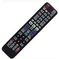 Controle Remoto para Home Theater Samsung AH59-02357A Repõe AH59-02343A HT-D5500K HT-D5530K