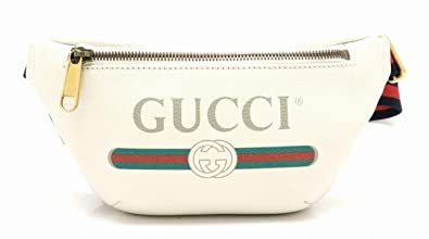 separation shoes 06fbe ace40 Amazon | [グッチ] GUCCI プリントスモールベルトバッグ ...