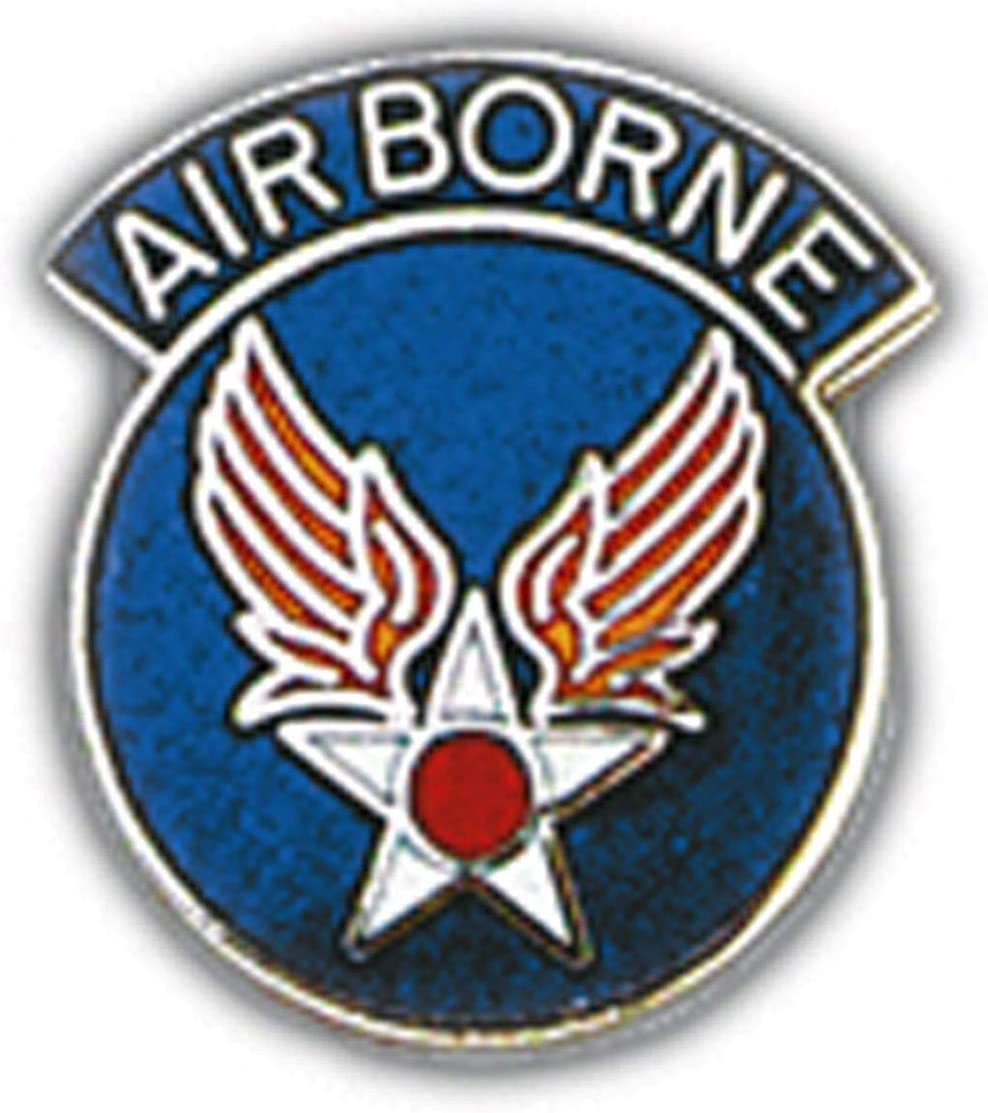 United States Air Force USA WWII AAF Roundel 1 Lapel Pin